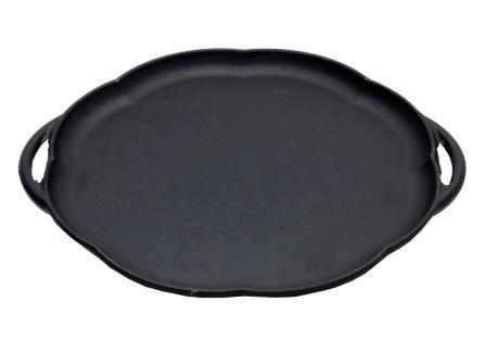 chapa ferro fundido, petisco, 20 cm, sem suporte, bifeteira, bifeira, panela mineira