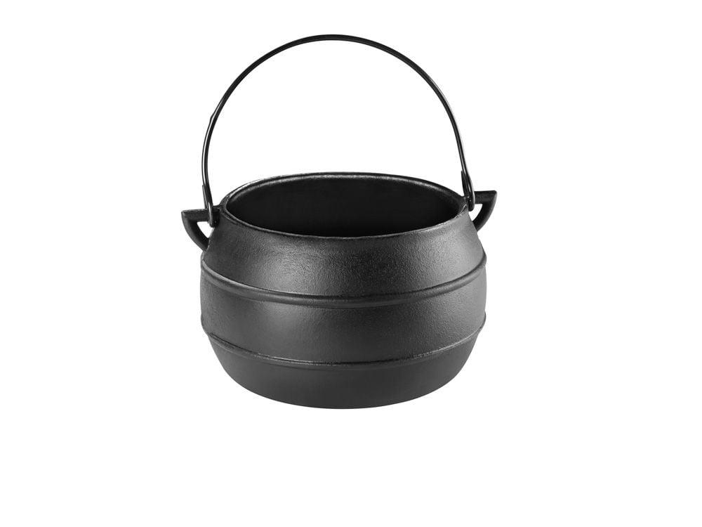 cumbuca de ferro fundido, feijoada, 1,2 litros, panela para feijoada,caldo