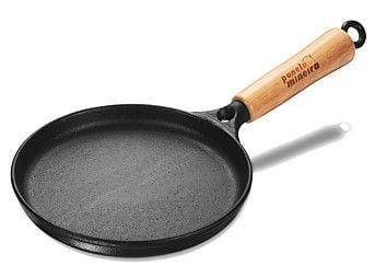 chapa tapioca ferro fundido, bifeteira, frigideira, panela mineira, fumil