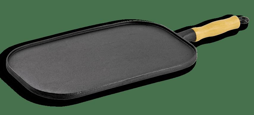 chapa oval de ferro fundido, 23x18 cm, bifeteira, chapa para porcao, porção,LIB