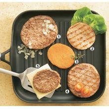 Frigideira Cook Grill FS 23,5 cm x 23,5 cm