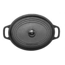 Caçarola Oval 2,5 litros 23 cm x 18 cm FS