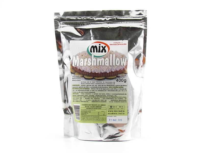 Marshmallow 400g Mix