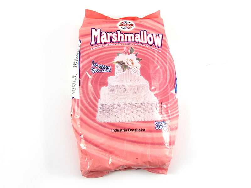 Marshmelow 500g Arcolor