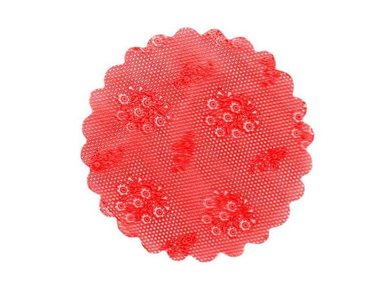 Tapetinho Vermelho N9 c/100 Leonardi