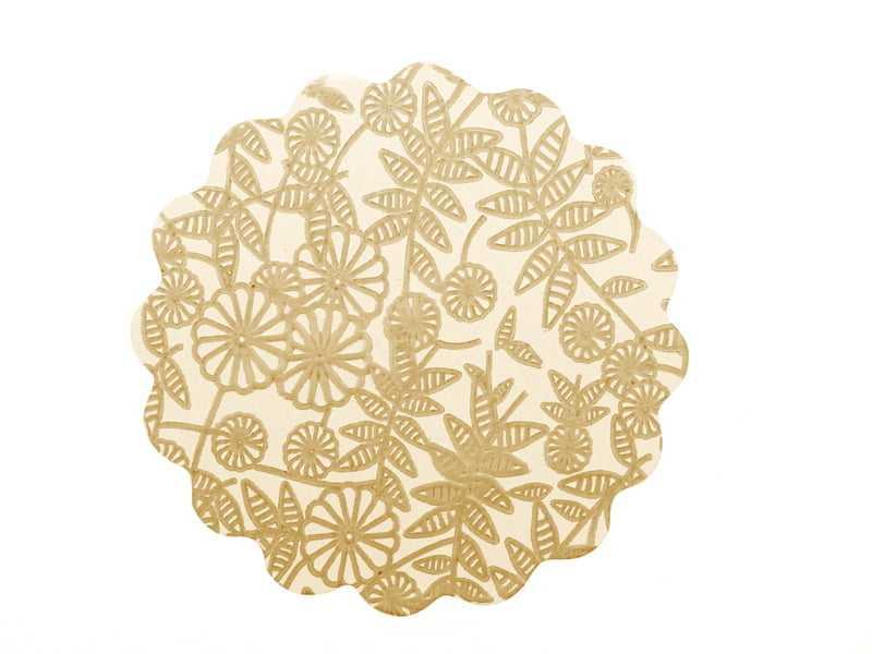 Tapetinho Ouro N9 c/100 Vipel