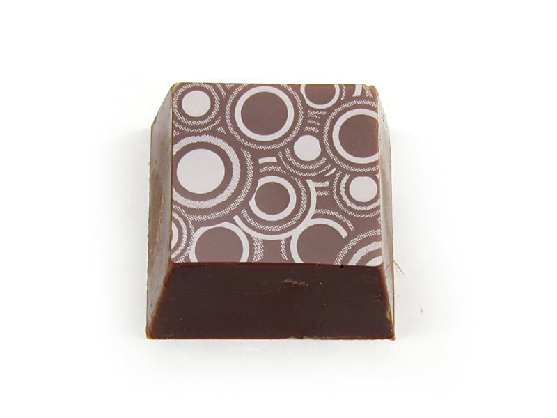 Transfer para Chocolate Círculo  Mercantil Helvétia