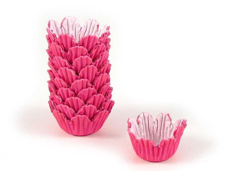 Forminha de Papel Recortada N5 Pink c/100 Mago