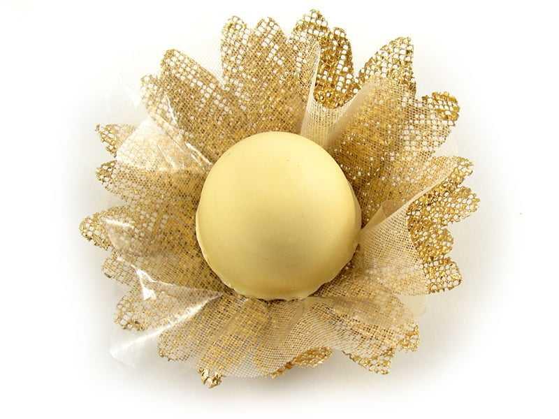 Forminha de Tela Valentine Ouro c/24 Maxiformas