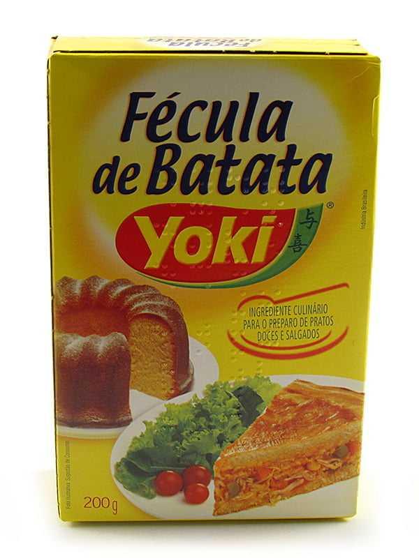 Fecula de Batata 200g Yoki