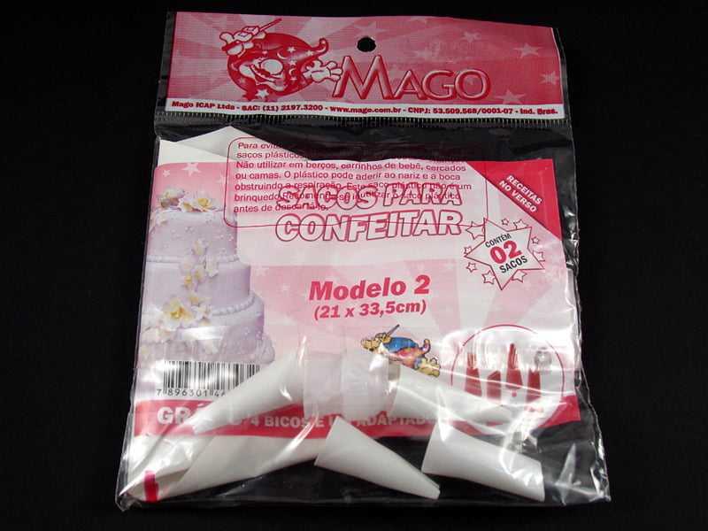 Kit Saco Grand Chef N2 Mago