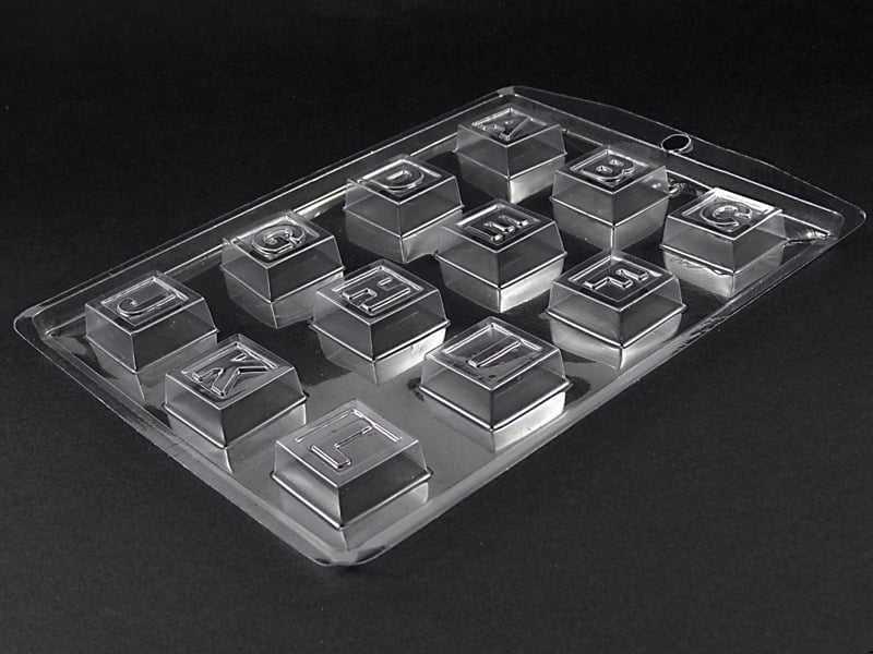 Forma de Acetato Alfabeto I N1171 Nishimoto
