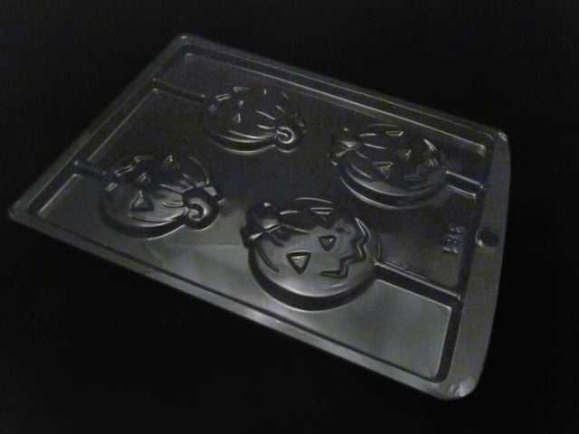 Forma de Acetato Abóbora N381 Nishimoto