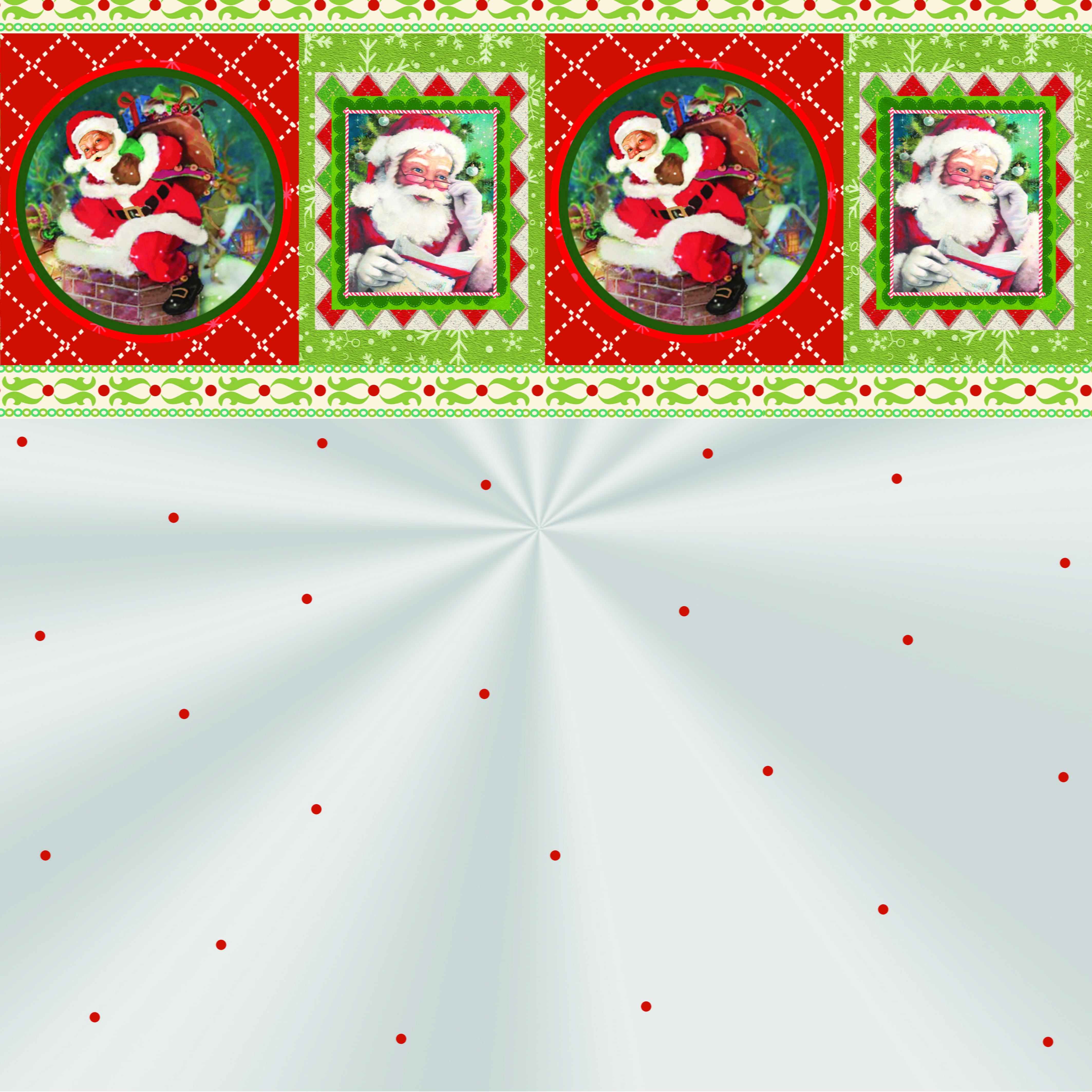 Saco Poli 72x90 Gran Natale Cromus
