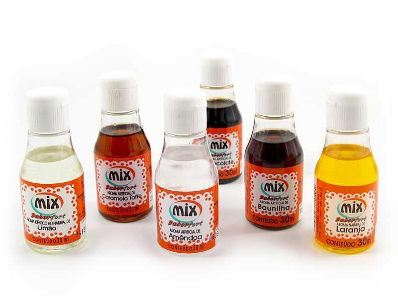 Essência de Cereja 30ml Mix