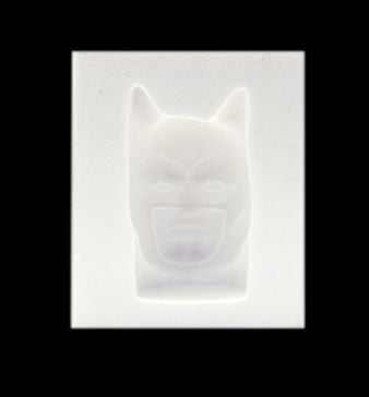 Molde de Silicone Homem Morcego - MZL