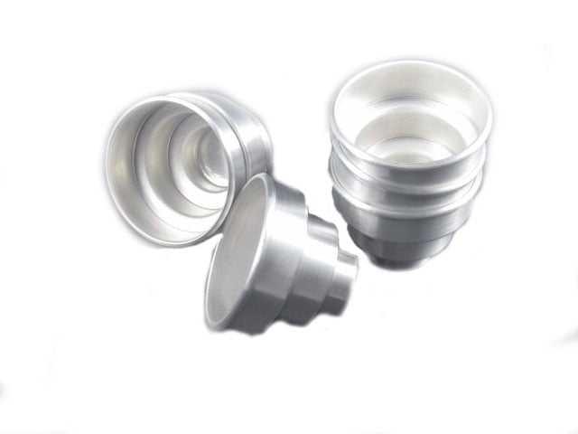 Forma de Alumínio Wondercakes c/ 6 Caparroz