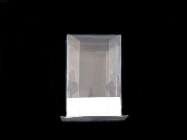 Caixa Color Branca em Acetato 5x5x7 Csr