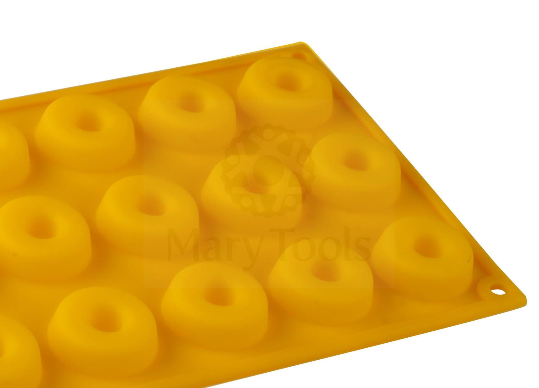 Forma de Silicone Cupcake Biscoito Pequeno - Mary Tools