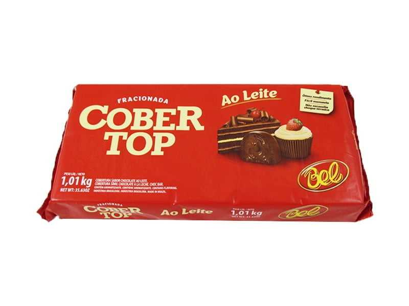 Cobertura Bel Chocolate ao Leite 1kg