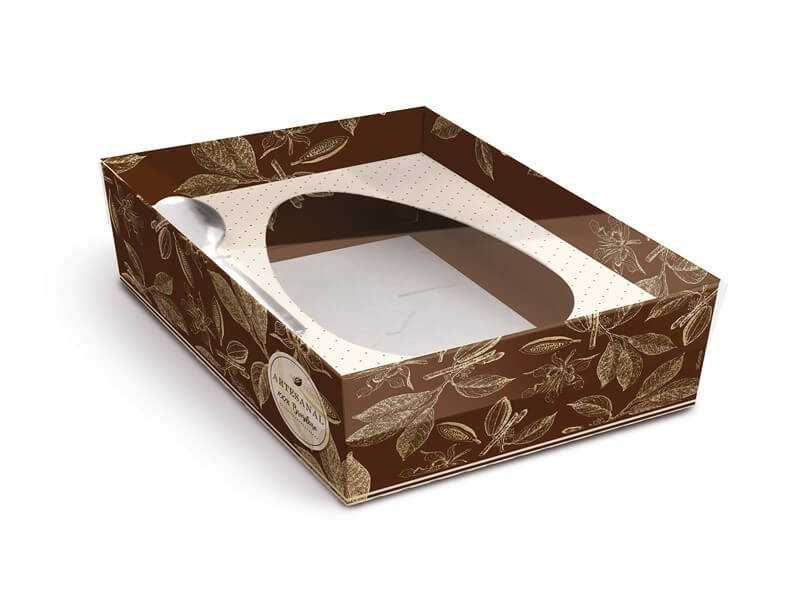 Caixa para Ovo de Colher 350g – Practice Sabor – Cromus