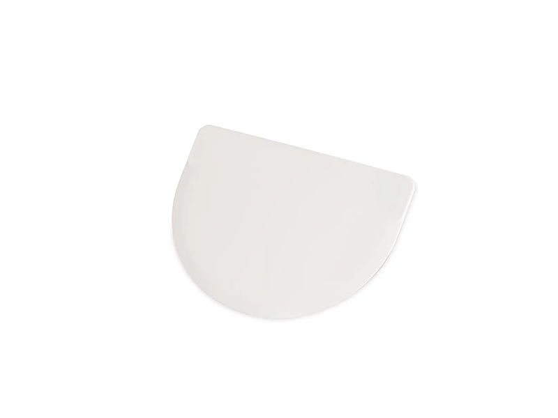 Raspador Meia Lua 15x12cm - Solrac