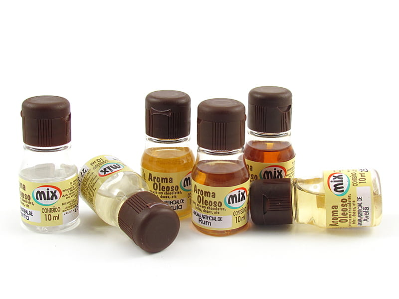 Essência Para Chocolate Café 10ml Mix