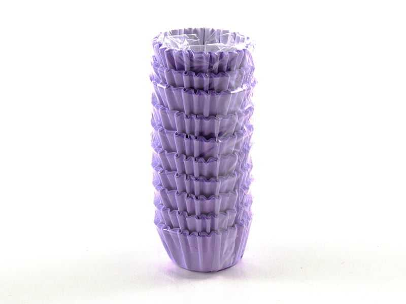 Forminha de Papel Fantasia N4 Lilás c/100 Vipel