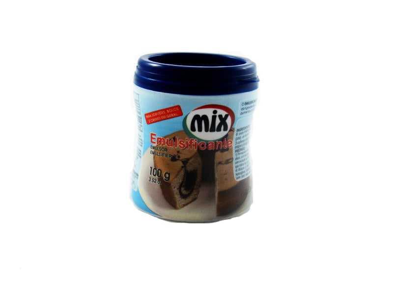 Emulsificante Óleo 100g Mix