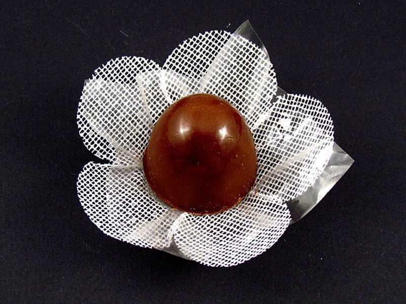 Forminha Margarida Tela Branca c/50 Rosângela