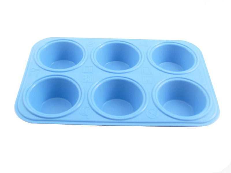 Forma Silicone Para Cupacke  Flex
