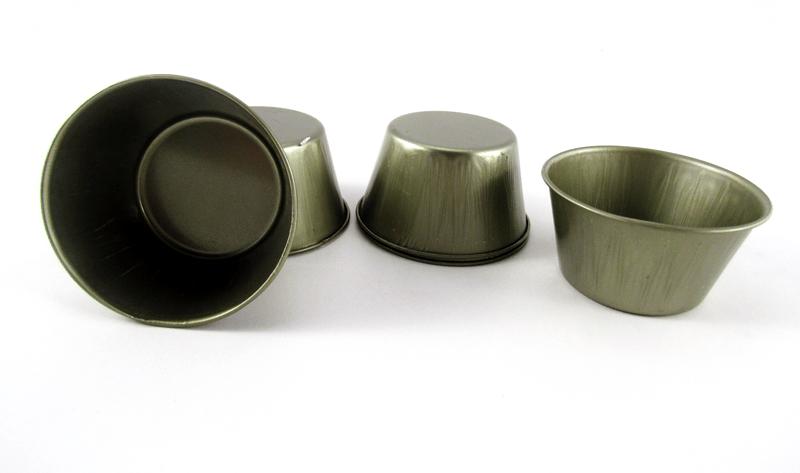 Forma Flandres para Cupcakes N02 C/12 05-73 Marília