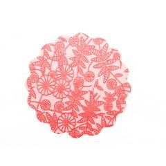 Tapetinho Vermelho N9 c/100 Vipel