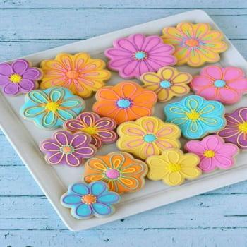Curso Prático de Biscoitos Decorados 31/08/19 08h30 às 12h30