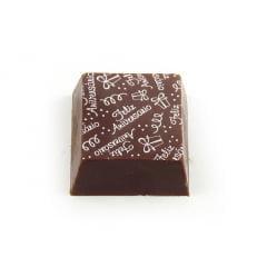 Transfer para Chocolate Feliz Aniversário 8065-01 Mercantil Helvetia