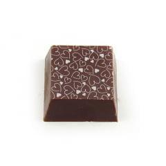 Transfer para Chocolate Coraçãozinho Mercantil Helvétia