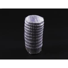 Forminha de Papel N3 Branca c/100 Vipel