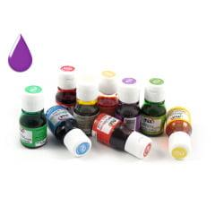 Anilina Liquida 10ml Roxo Mix