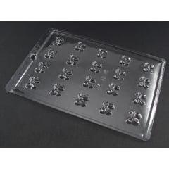 Forma de Acetato Mini Lacinhos N586 Tríade
