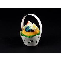 Wrapper para Mini Cupcake Cenoura Imaginart