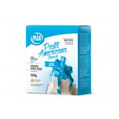 Pasta Americana 500g Azul Mix