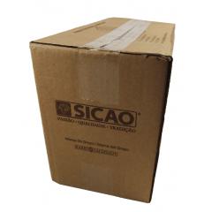 Cobertura Sicao Chocolate Branco 5x2,01kg