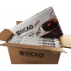 Cobertura Sicao Chocolate Meio Amargo 5x2,1kg