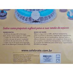 Tapete de Silicone para Renda de Açúcar – Clássica 98-2011 – Celebrate