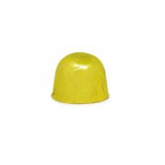 Papel Chumbo 43,5x58,5 cm c/ 5 - Amarelo - Cromus