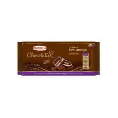 Chocolate Mavalério Chocolatier Meio Amargo 1kg