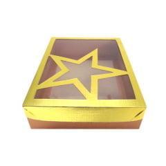 Caixa Color com Visor Estrela Ouro Csr