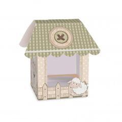 Caixa para Cupcake Box Sonho de Carneirinhos c/10 Cromus