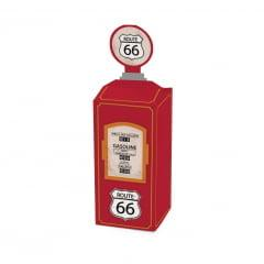 Caixa para Bala Bomba de Gasolina Garage c/8 Cromus