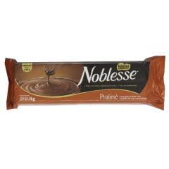 Chocolate Nestlé Noblesse Praliné ao leite 1Kg